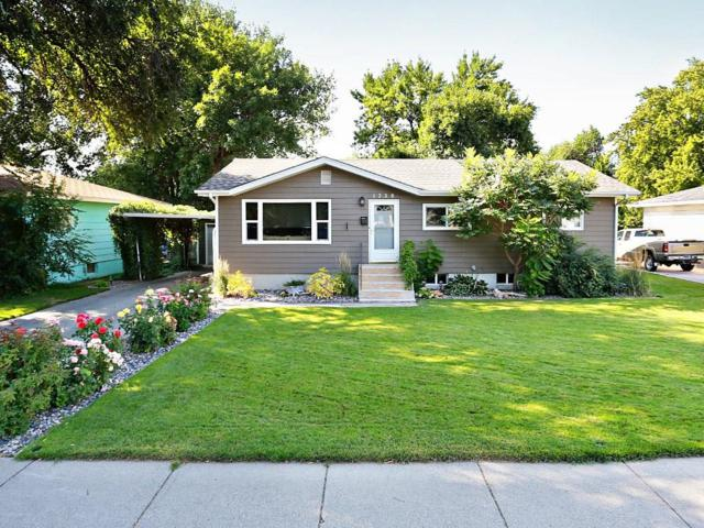 1738 Parkhill Drive, Billings, MT 59102 (MLS #277196) :: Realty Billings