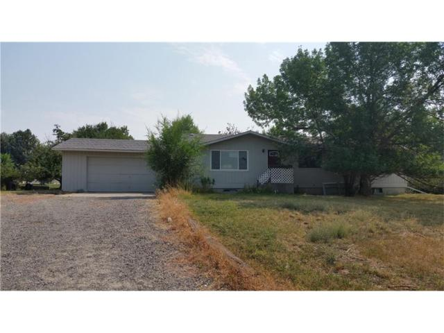 4503 Santa Rosa Lane, Billings, MT 59101 (MLS #277314) :: The Ashley Delp Team