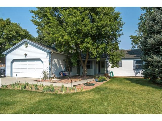 843 Sargeant At Arms, Billings, MT 59105 (MLS #277574) :: Realty Billings