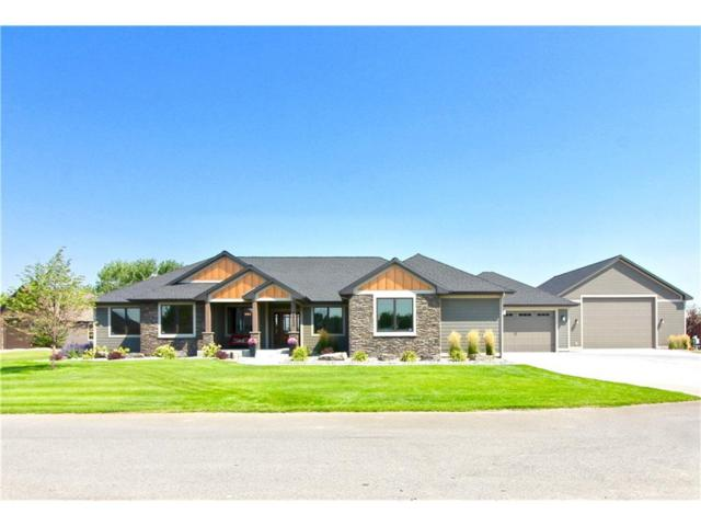 5520 Green Teal, Billings, MT 59106 (MLS #277631) :: Realty Billings