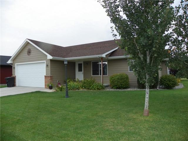 1531 Glacier Peak Circle, Billings, MT 59101 (MLS #277687) :: Realty Billings