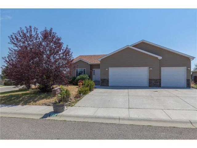 912 Solita Drive, Billings, MT 59105 (MLS #277793) :: Realty Billings