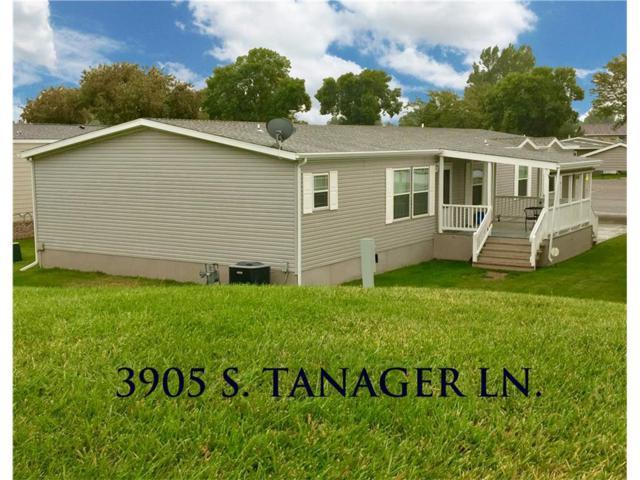 3905 S Tanager Lane, Billings, MT 59102 (MLS #277804) :: Realty Billings