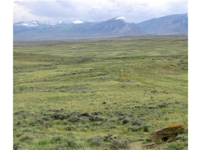 tbd Overland Drive, Clark, Wyoming, Other-See Remarks, MT 82435 (MLS #277814) :: Realty Billings