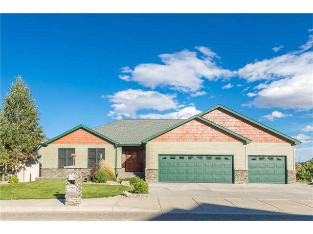 525 Tumbleweed Drive, Billings, MT 59105 (MLS #277815) :: Realty Billings