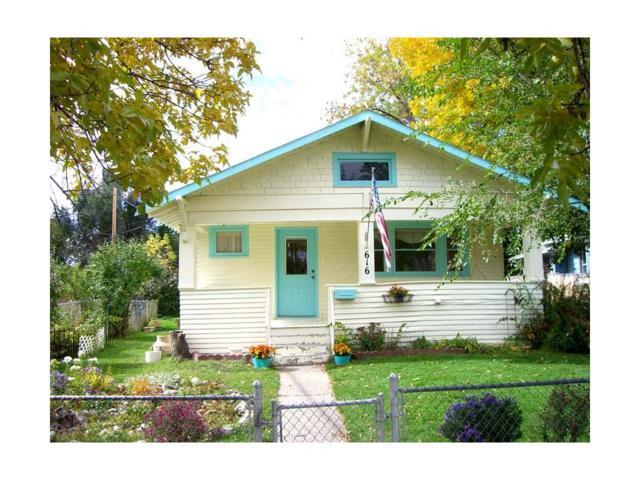 616 3rd Street W, Billings, MT 59101 (MLS #277843) :: Realty Billings