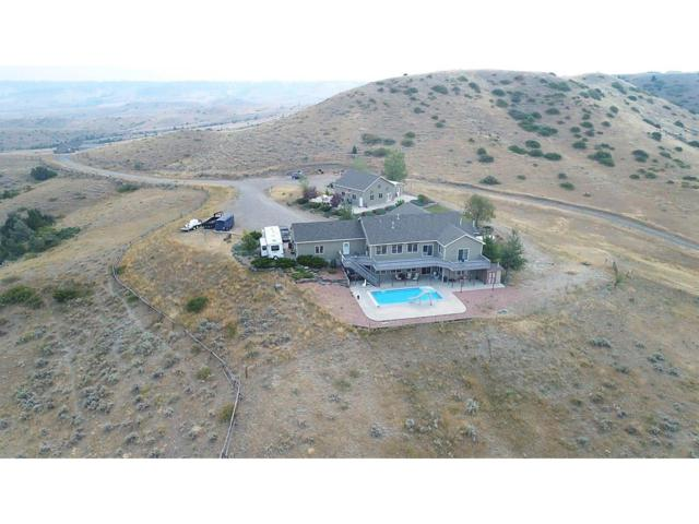 2675 Sage Mountain Rd, Billings, MT 59101 (MLS #277847) :: Realty Billings