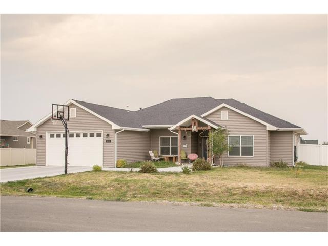 3255 Hidalgo Drive, Billings, MT 59101 (MLS #279002) :: Realty Billings