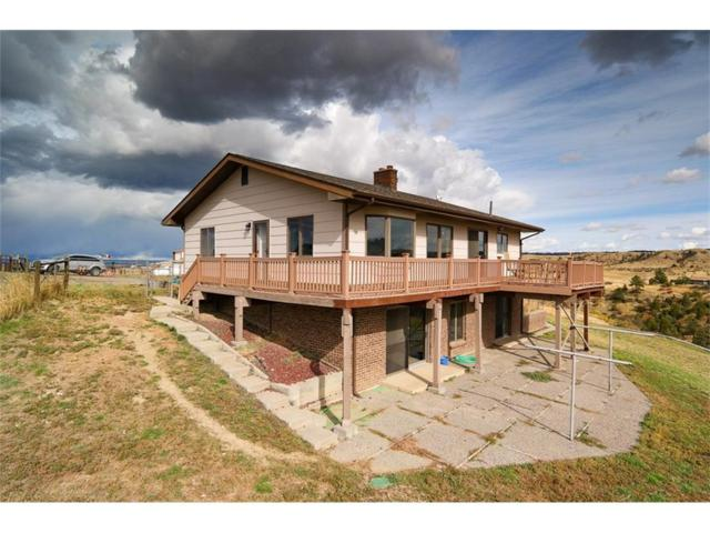1321 Cedar Canyon Rd, Billings, MT 59101 (MLS #279067) :: Realty Billings