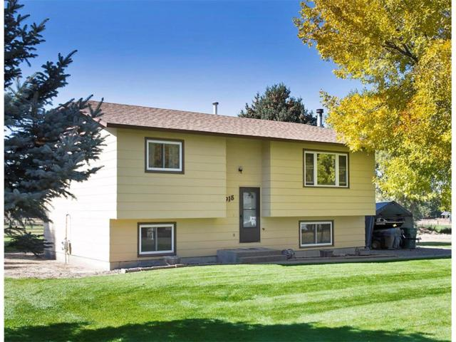 918 John Drive, Billings, MT 59101 (MLS #279082) :: Realty Billings
