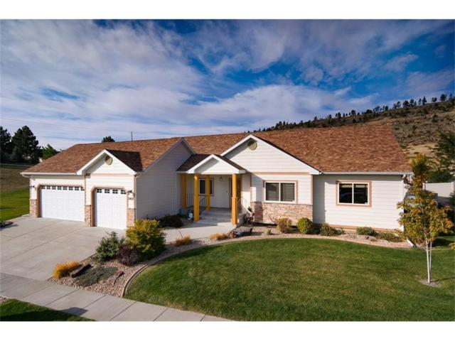 3459 Stone Mountain Circle, Billings, MT 59106 (MLS #279139) :: Realty Billings