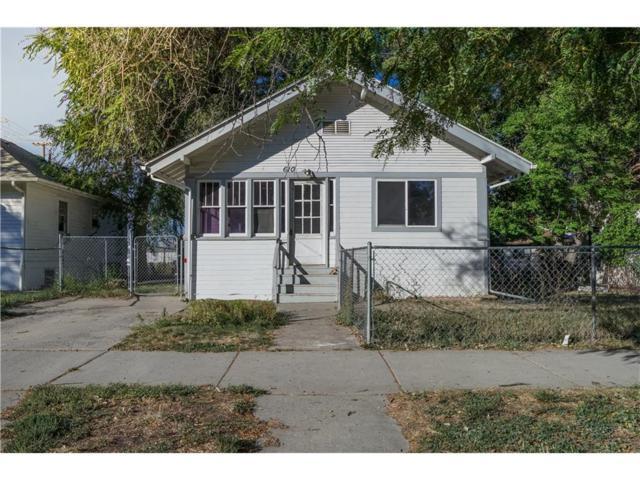 610 N 23rd Street, Billings, MT 59101 (MLS #279157) :: Realty Billings