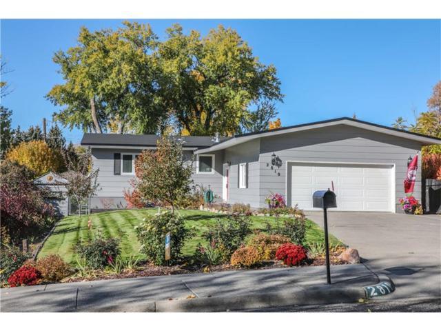 2810 Woody Drive, Billings, MT 59102 (MLS #279190) :: Realty Billings