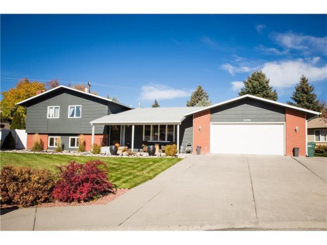 2498 Stephanie Place, Billings, MT 59102 (MLS #279199) :: Realty Billings