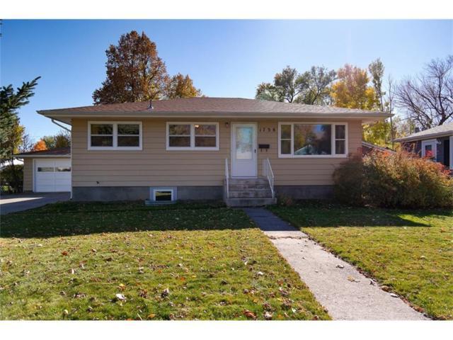 1738 Avenue F, Billings, MT 59102 (MLS #279200) :: Realty Billings