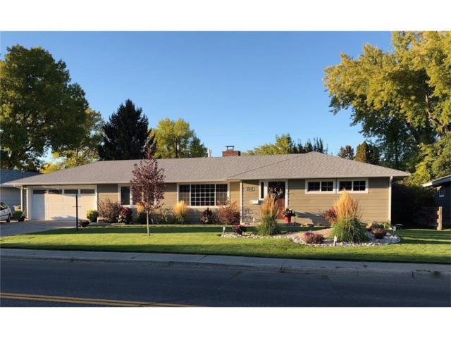 1039 Parkhill Drive, Billings, MT 59102 (MLS #279214) :: Realty Billings