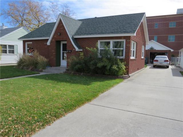1410 Avenue B, Billings, MT 59102 (MLS #279221) :: Realty Billings
