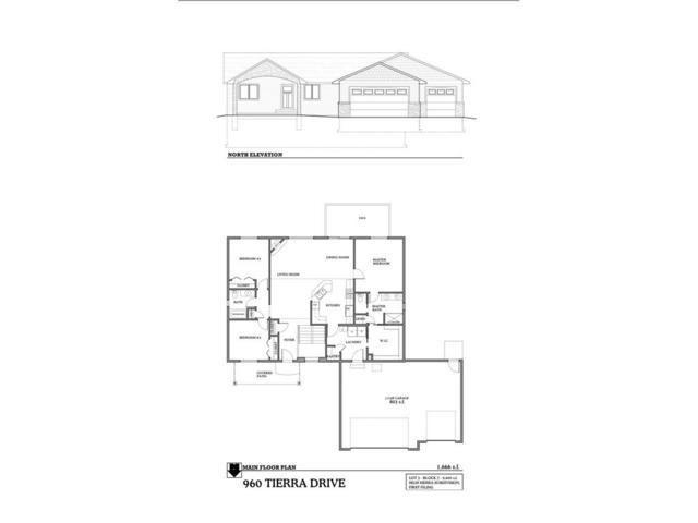 960 Tierra Drive, Billings, MT 59105 (MLS #279247) :: The Ashley Delp Team