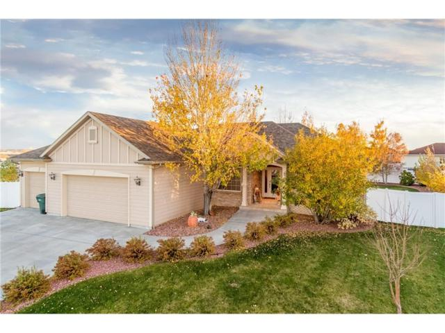 658 Hillcrest Dr, Billings, MT 59105 (MLS #280349) :: Realty Billings