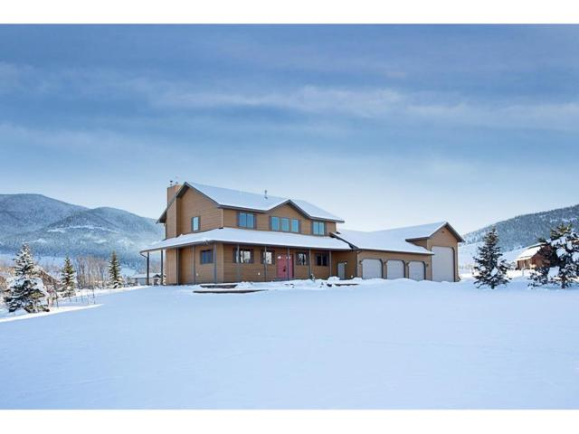 50 Mountainbrook Drive, Red Lodge, MT 59068 (MLS #280503) :: The Ashley Delp Team