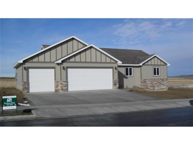 889 Tierra Drive, Billings, MT 59105 (MLS #280587) :: Realty Billings