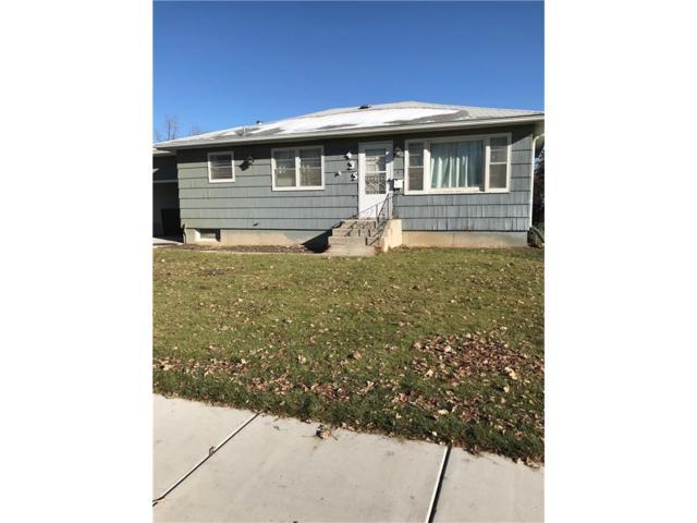 435 19th Street W, Billings, MT 59102 (MLS #280589) :: Realty Billings