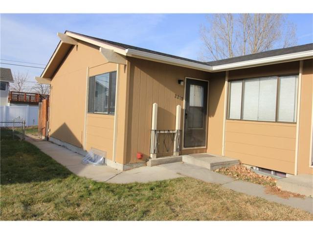 2218 Golden Blvd, Billings, MT 59102 (MLS #280826) :: Realty Billings