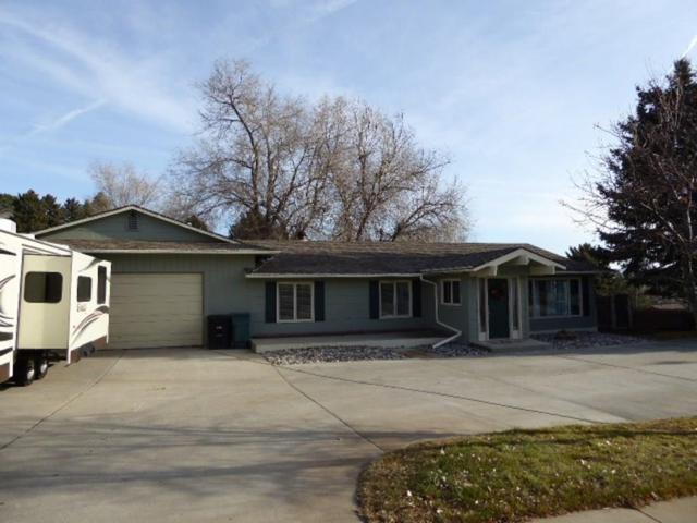613 Shamrock Lane, Billings, MT 59105 (MLS #280841) :: Realty Billings