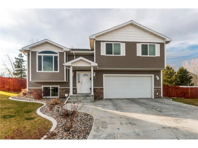 760 Winter Green Drive, Billings, MT 59105 (MLS #280843) :: Realty Billings