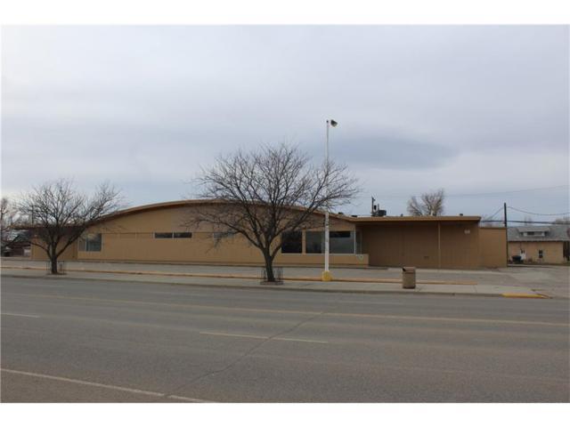 618 N Center Avenue, Hardin, MT 59034 (MLS #280918) :: Search Billings Real Estate Group
