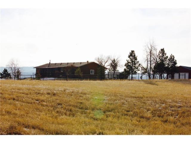 1039 Cedar Canyon Road, Billings, MT 59101 (MLS #280928) :: Realty Billings