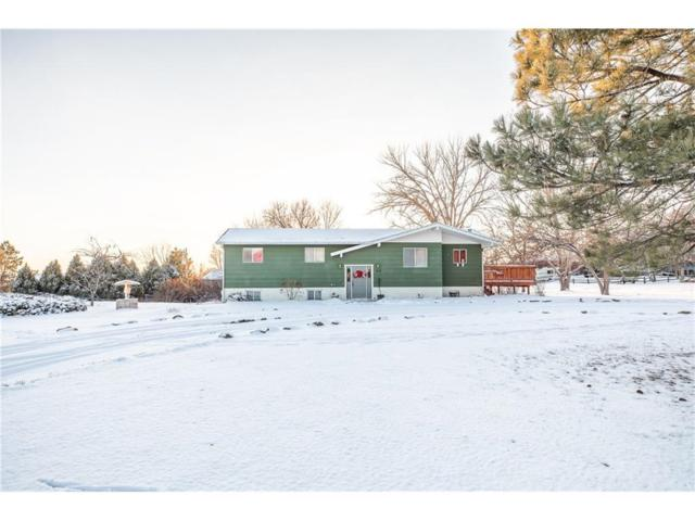 1418 Redwing Circle, Billings, MT 59105 (MLS #281003) :: Realty Billings