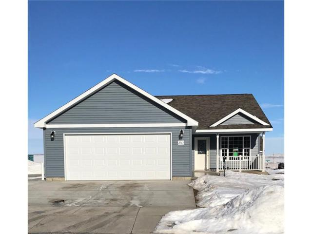 2143 Sierra Vista Circle, Billings, MT 59105 (MLS #281080) :: The Ashley Delp Team