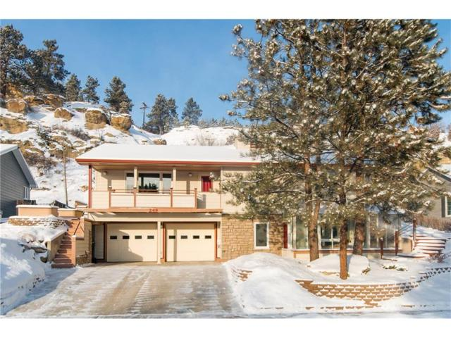 249 Quiet Water Ave, Billings, MT 59105 (MLS #281202) :: Realty Billings