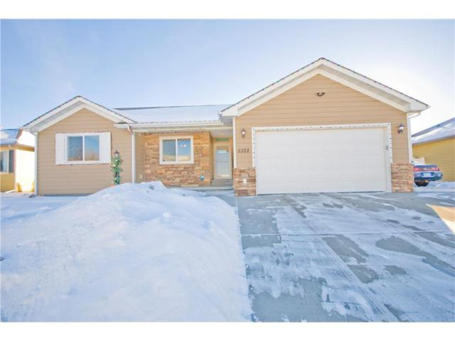 5322 Sacagawea Drive, Billings, MT 59101 (MLS #281222) :: Realty Billings