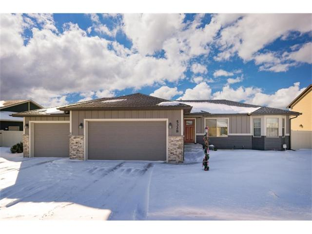 5328 Frontier Drive, Billings, MT 59101 (MLS #281227) :: Realty Billings