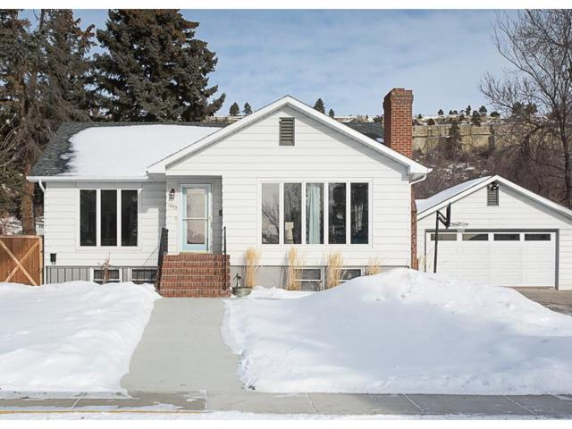 1243 Yale Avenue, Billings, MT 59102 (MLS #281238) :: Realty Billings