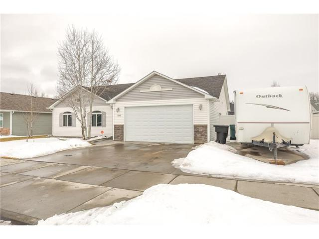 1240 Crystal Lake Lane, Billings, MT 59105 (MLS #281284) :: Realty Billings