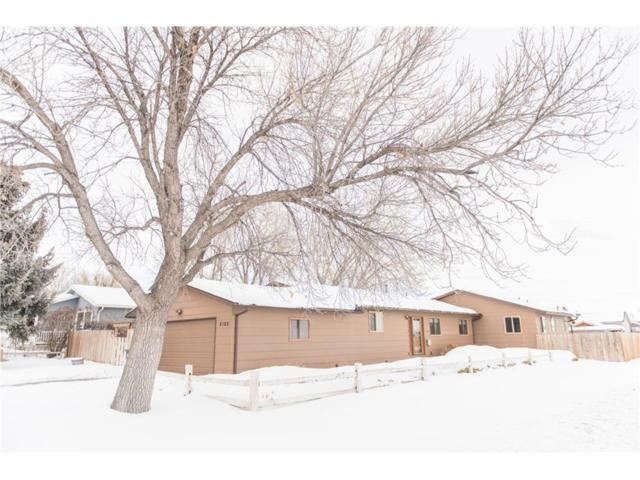 2105 Green Valley Dr, Billings, MT 59102 (MLS #281310) :: The Ashley Delp Team