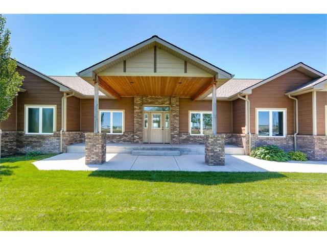 526 Cemetery Road, Park City, MT 59063 (MLS #281587) :: The Ashley Delp Team