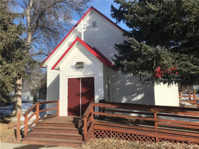 208 Second Street, Joliet, MT 59041 (MLS #281636) :: Search Billings Real Estate Group