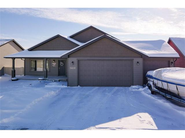 5820 Horseshoe Trail, Billings, MT 59106 (MLS #281675) :: The Ashley Delp Team