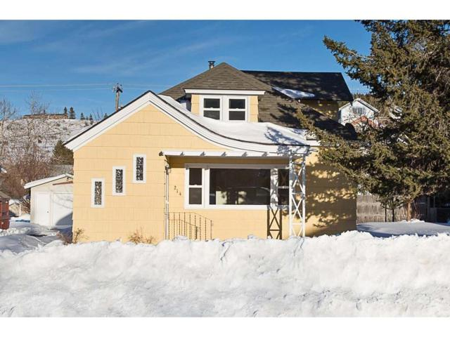 214 Platt Avenue N, Red Lodge, MT 59068 (MLS #281927) :: The Ashley Delp Team