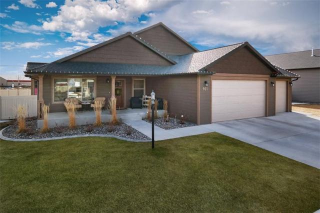 921 North Fork Trail, Billings, MT 59106 (MLS #283202) :: The Ashley Delp Team