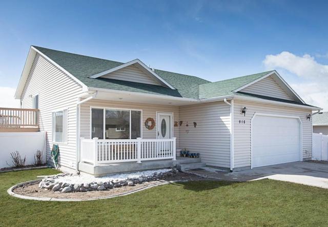 918 Ahoy Ave, Billings, MT 59105 (MLS #283366) :: Search Billings Real Estate Group