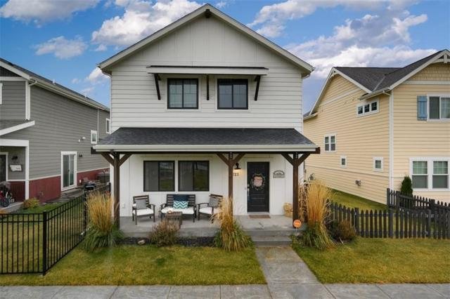 1723 Hollyhock Street, Billings, MT 59101 (MLS #283382) :: Realty Billings