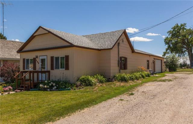 202 E Carbon Avenue, Bridger, MT 59014 (MLS #283394) :: Search Billings Real Estate Group