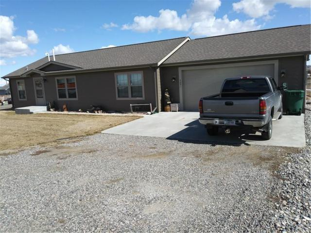 3691 Gabriel, Huntley, MT 59037 (MLS #283543) :: Search Billings Real Estate Group