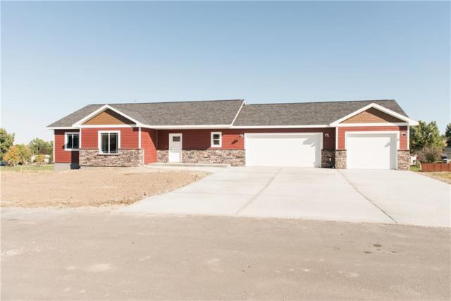3427 San Marino, Billings, MT 59101 (MLS #283620) :: Realty Billings
