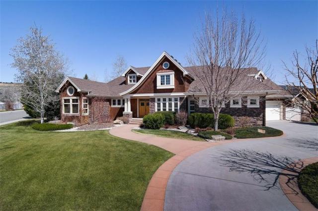 4295 Rangeview Drive, Billings, MT 59106 (MLS #283721) :: Realty Billings
